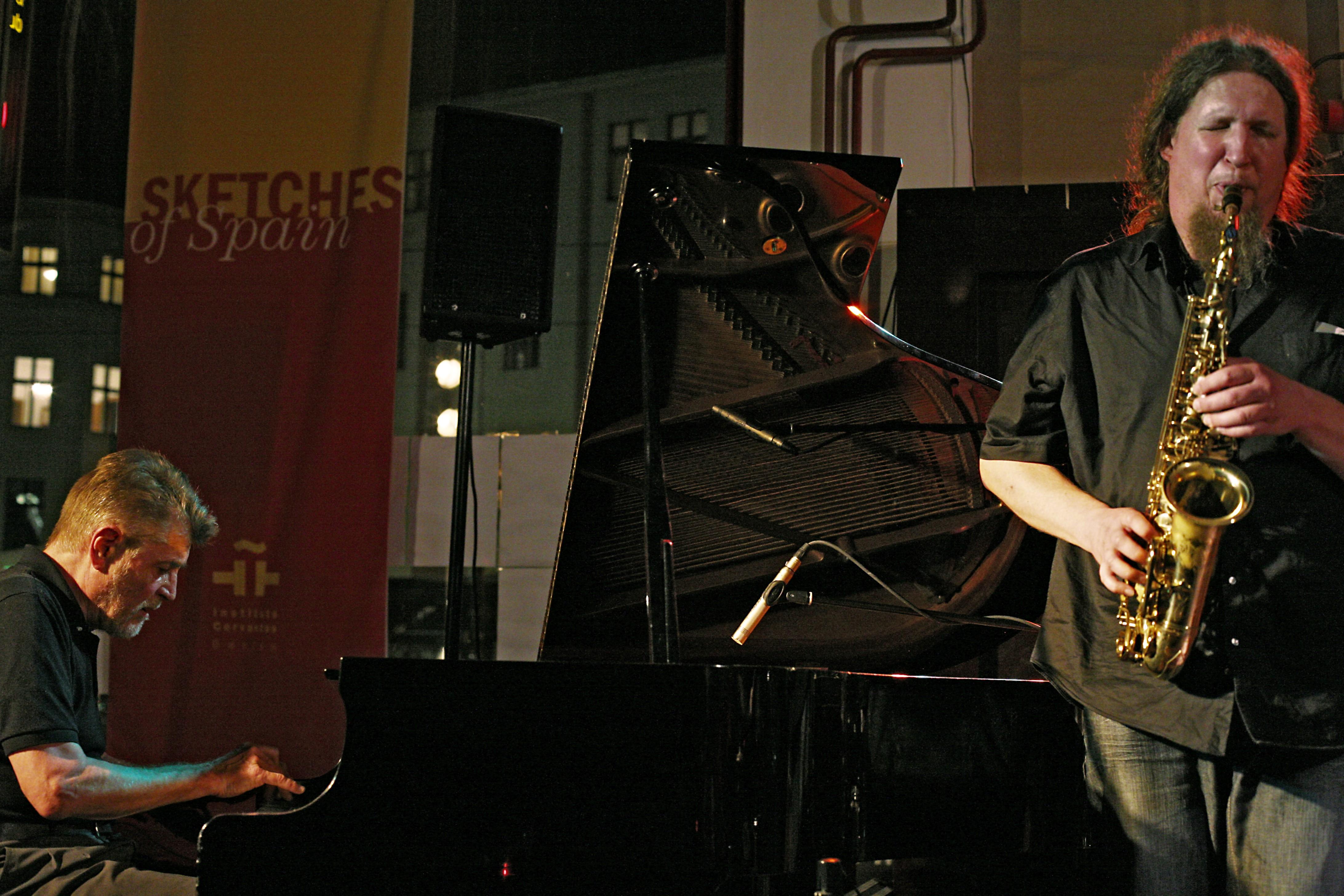 25.08.2018 A. von Schlippenbach / F. P. Schubert Duo