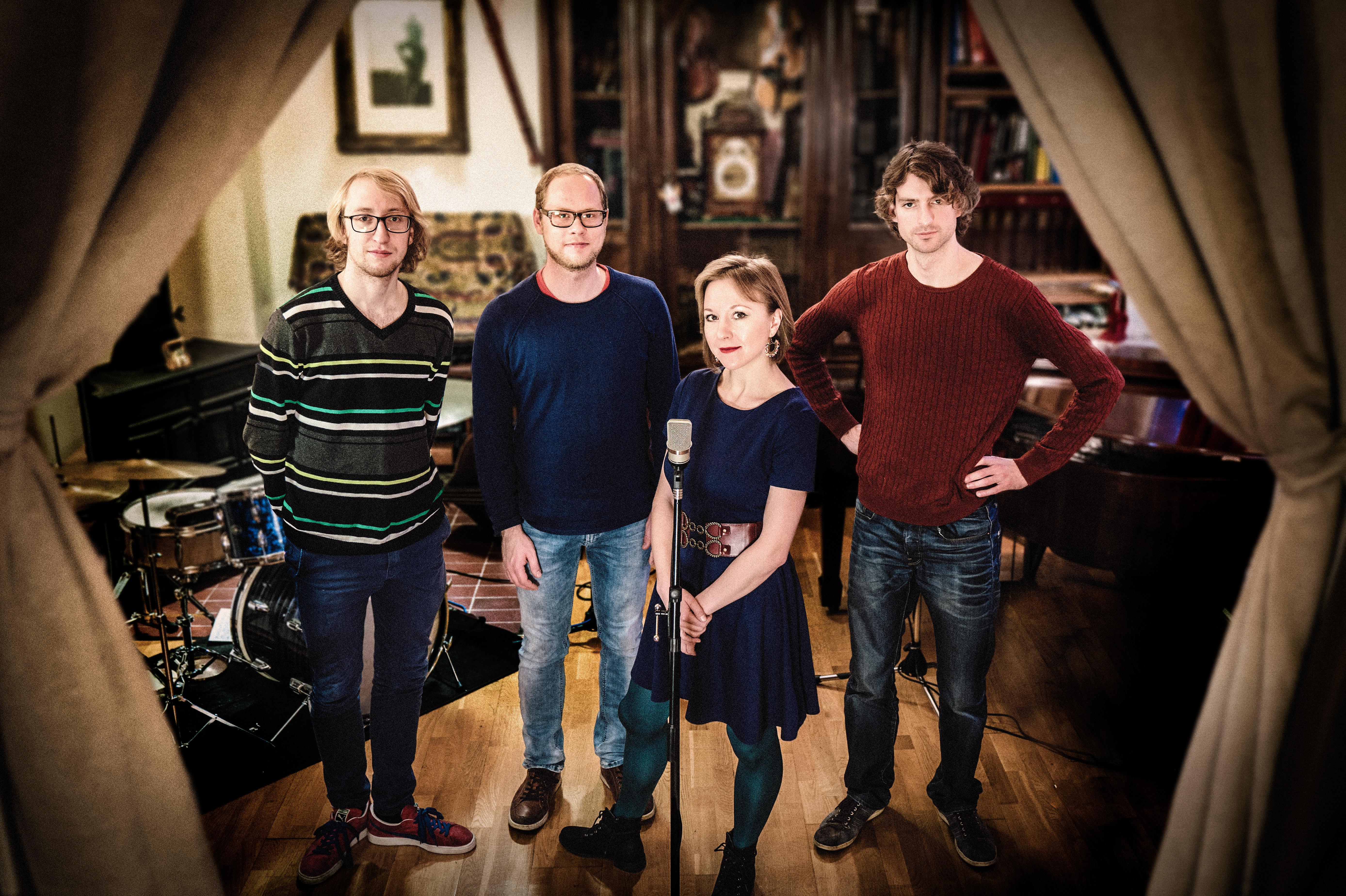 15.09.2018 Tamara Lukasheva Quartett