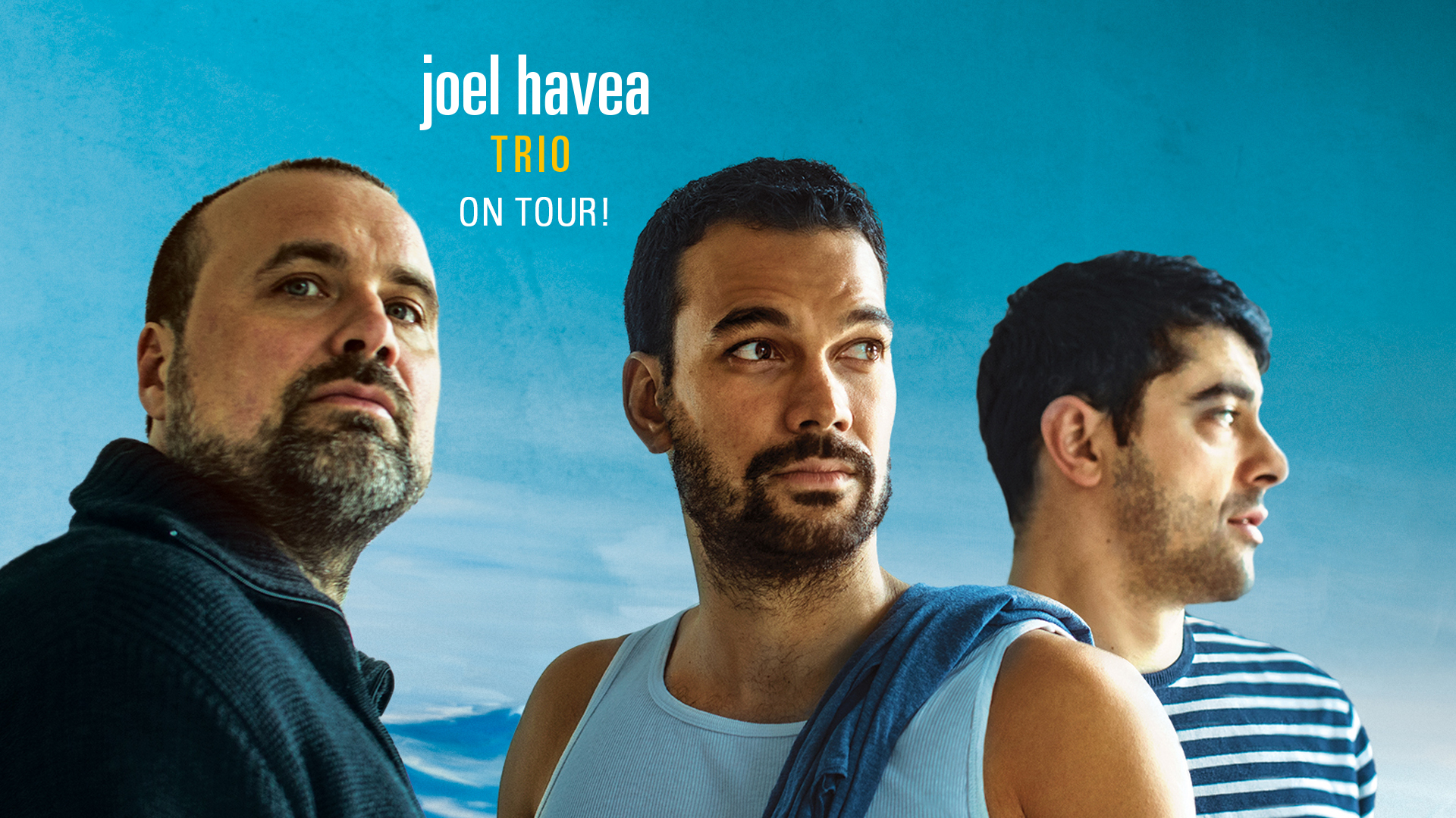 DO 05.03.2020 JOEL HAVEA TRIO