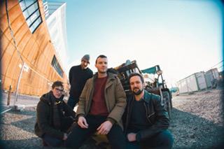 FR 18.10.2019 Backstage: Richard Ebert Quartett
