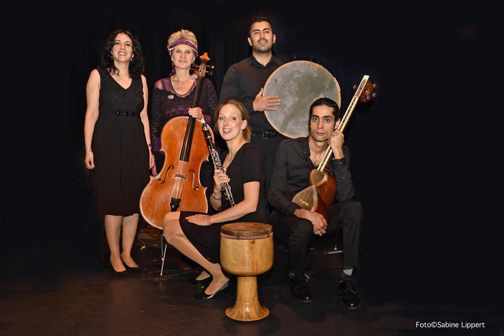 Turnular Quintett am 31.10. im Kreuz